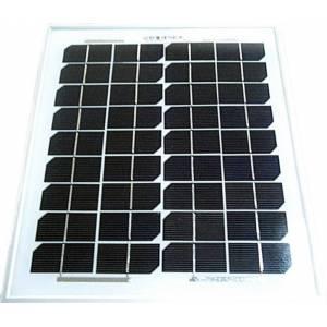 Солнечная панель Altek ALM-10М монокристалическая мощность 10 Вт