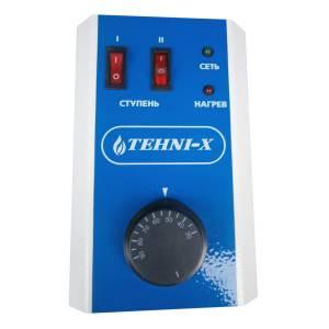Температурный блок управления TEHNI-X ТБУ-1 для подключения ТЕНов до 7.5 кВт