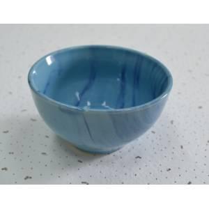 Пиала керамическая Радуга голубая 1000 мл. 1 шт