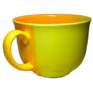 Комплект керамических чашек «Одесса» лимонаж от 6 шт
