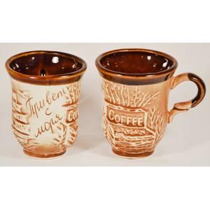 Чашка пальма кофе 1 шт.