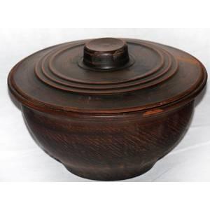 Глиняная кашница обьем 1,2 л арт.006