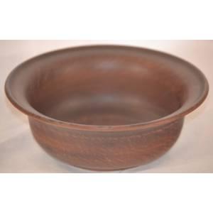 Глиняная миска солдатка обьем 0.6 л арт.0030