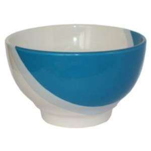 Пиала керамическая Капля голубая 600 мл. 1 шт