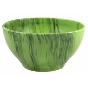 Пиала керамическая Радуга зеленая 1000 мл. 1 шт