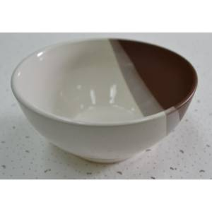 Пиала керамическая Шоколад глянцевый 1000 мл. 1 шт
