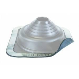 Герметичный кровельный проходной элемент Dektite premium Угол крыши 0-45 град Ø 35 мм white