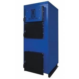 Твердотопливный котел ZAR Ecometal UKS 24-34 кВт