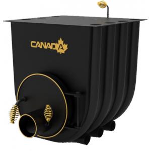 Дровяная печь Canada c варочной поверхностью 11 кВт
