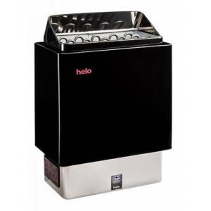 Электрокаменка для сауны и бани Helo CUP 45D черная 4,5 кВт
