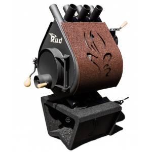Печь дровяная RUD Pyrotron Кантри 11 кВт Brown