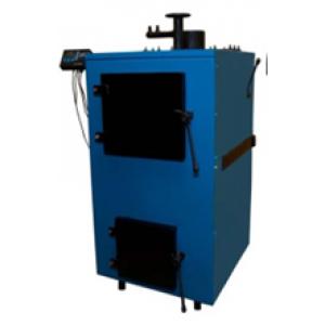 Твердотопливный пиролизный котел Ника 15-25 кВт с утеплением 15-25 квт