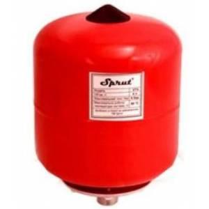 Бак расширительный закрытого типа SPRUT VT12 цилиндр 12 литров