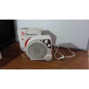 Бытовой тепловентилятор с таблом Domotec 2 кВт