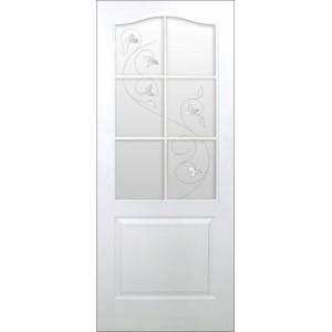Дверь межкомнатная Классика СС КР ПВХ