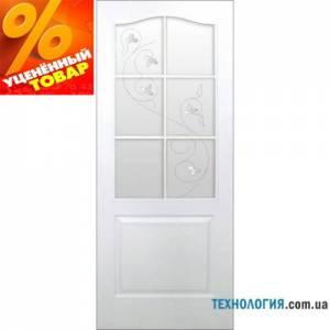 Дверь межкомнатная Классика СС КР ПВХ второй сорт