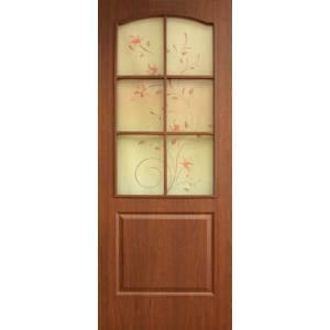 Дверь межкомнатная Классика СС ФП ПВХ