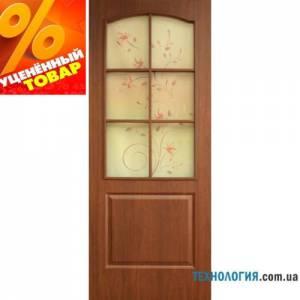 Дверь межкомнатная Классика СС ФП ПВХ второй сорт