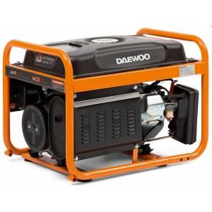 Генератор бензиновый Daewoo GDA 3500 мощностью 4 кВт