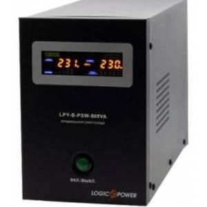 Источник бесперебойного питания LogicPower PSW-800VA (480Вт) с правильной синусоидой
