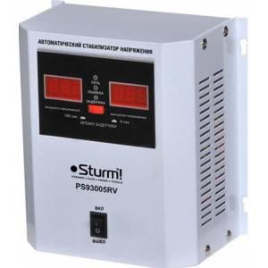 Стабилизатор напряжения настенный STURM PS 93005 RV   500 VA