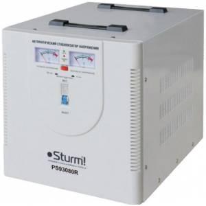 Стабилизатор напряжения релейный STURM PS 93080 R 8kW