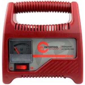 Зарядное устройство INTERTOOL АТ 30-14 6В-12В 220В