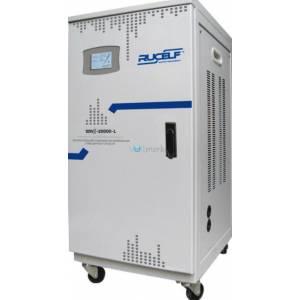 Стабилизатор  напряжения повышенной точности RUCELF SDV-//-20000-L