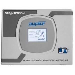 Стабилизатор  напряжения повышенной точности RUCELF SRF-//- 12000-L