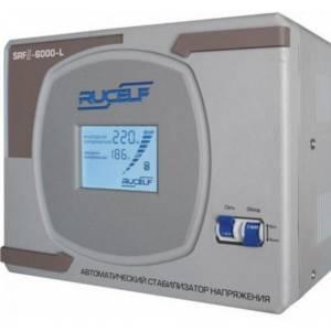 Стабилизатор  напряжения повышенной точности RUCELF SRF-//- 6000-L