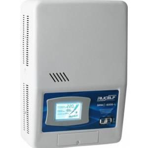 Стабилизатор  напряжения повышенной точности RUCELF SRW-//- 6000-L