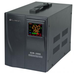Стабилизатор сетевого напряжения семисторный LUXEON EDR-2000