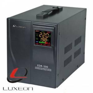 Стабилизатор сетевого напряжения сервоприводный  LUXEON LDS-1500VA SERVO