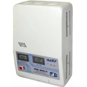 Стабилизатор  напряжения повышенной точности RUCELF SDW-8000-D