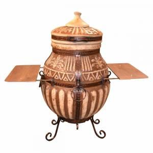 """Тандыр печь """"Classic"""" переносной диаметр горловины 31 см."""