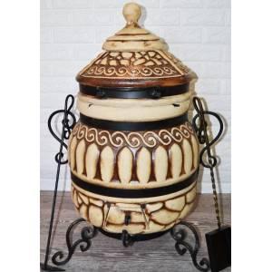 """Тандыр печь """"Classic"""" 65 литров,Акционная цена!шампура в подарок!"""