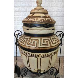 """Тандыр печь """"Античный"""" 85 литров.Акционная цена! Шампура в подарок!"""