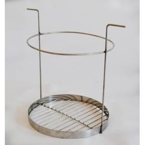 Сетка для посуды в тандыр диаметром 240 мм в тандыр