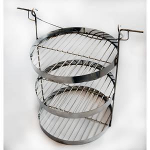Сетка трех ярусная для тандыра с горловиной диаметром 250 мм