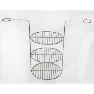 Сетка трех ярусная для тандыра с горловиной диаметром 260 мм