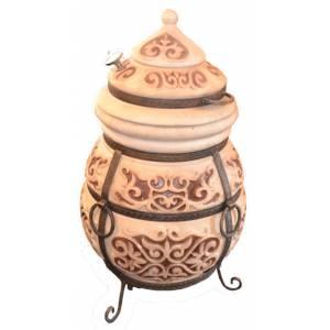 """Тандыр печь """"Монгол-С"""" переносной диаметр горловины 32 см."""