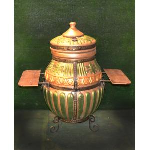 """Тандыр печь """"Classic"""" Акрил переносной 80 литров"""