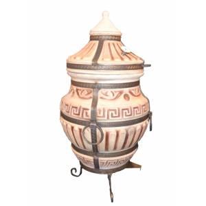 """Тандыр печь """"Римский-С"""" переносной диаметр горловины 32 см."""