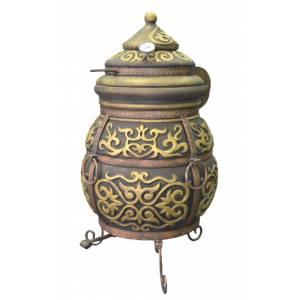 "Тандыр печь ""Монгол"" переносной диаметр горловины 32 см."
