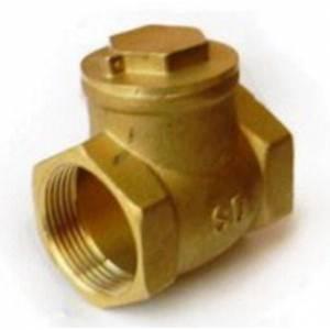 """Клапан обратный запорный лепестковый SD 1 1/2"""" ВВ низкого давления"""