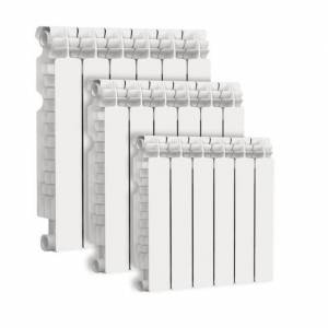 Алюминиевый радиатор FONDITAL MASTER S5 500-100 (алюминий высокого давления)