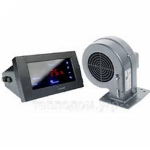 Комплект регулятор температуры SC-19 KG Elektronik + Турбина