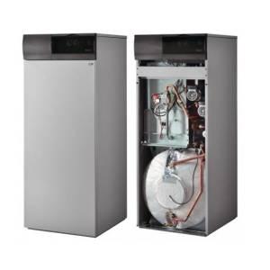 Газовый котел напольный чугунный одноконтурный дымоходный BAXI SLIM HP 1.1160 iN, 116 кВт, (SLIM HPS 1.110)