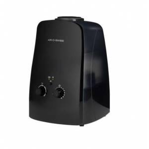 Увлажнитель воздуха BONECO Air-O-Swiss U600 -ультразвуковой, черный,МЕХАНИЧЕСКОЕ управление