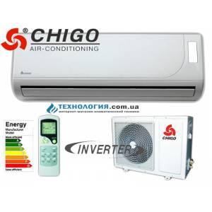 Кондиционер инверторный CHIGO CS-25V3A-V 108 -R410, 9-ка